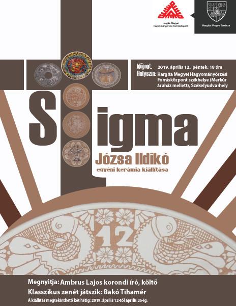 Stigma. Expoziție de ceramică