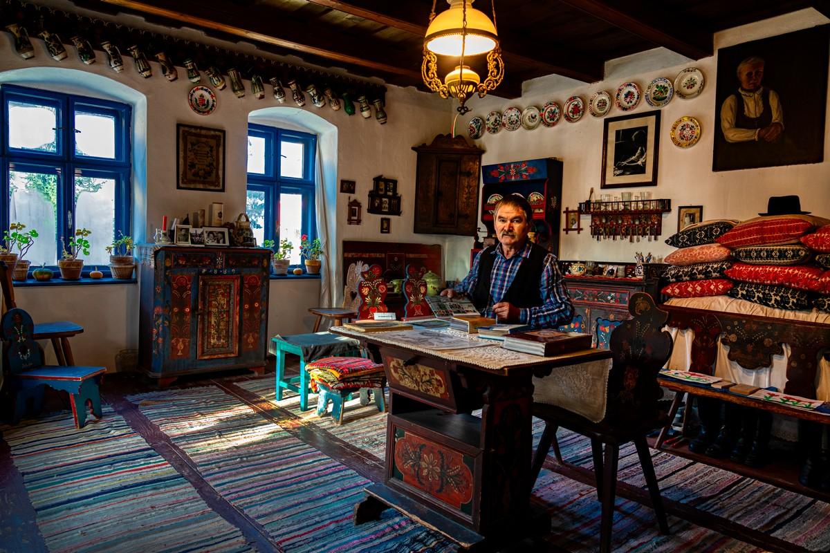 Pe urmele lui Orbán Balázs pe zona Baraolt