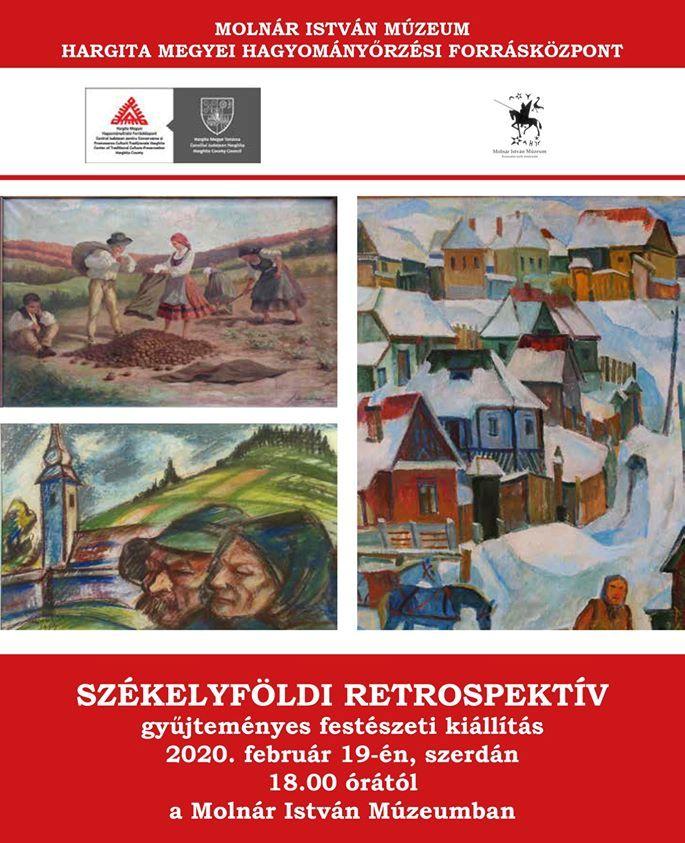 Prezentare carte și vernisaj expoziție la Cristuru Secuiesc