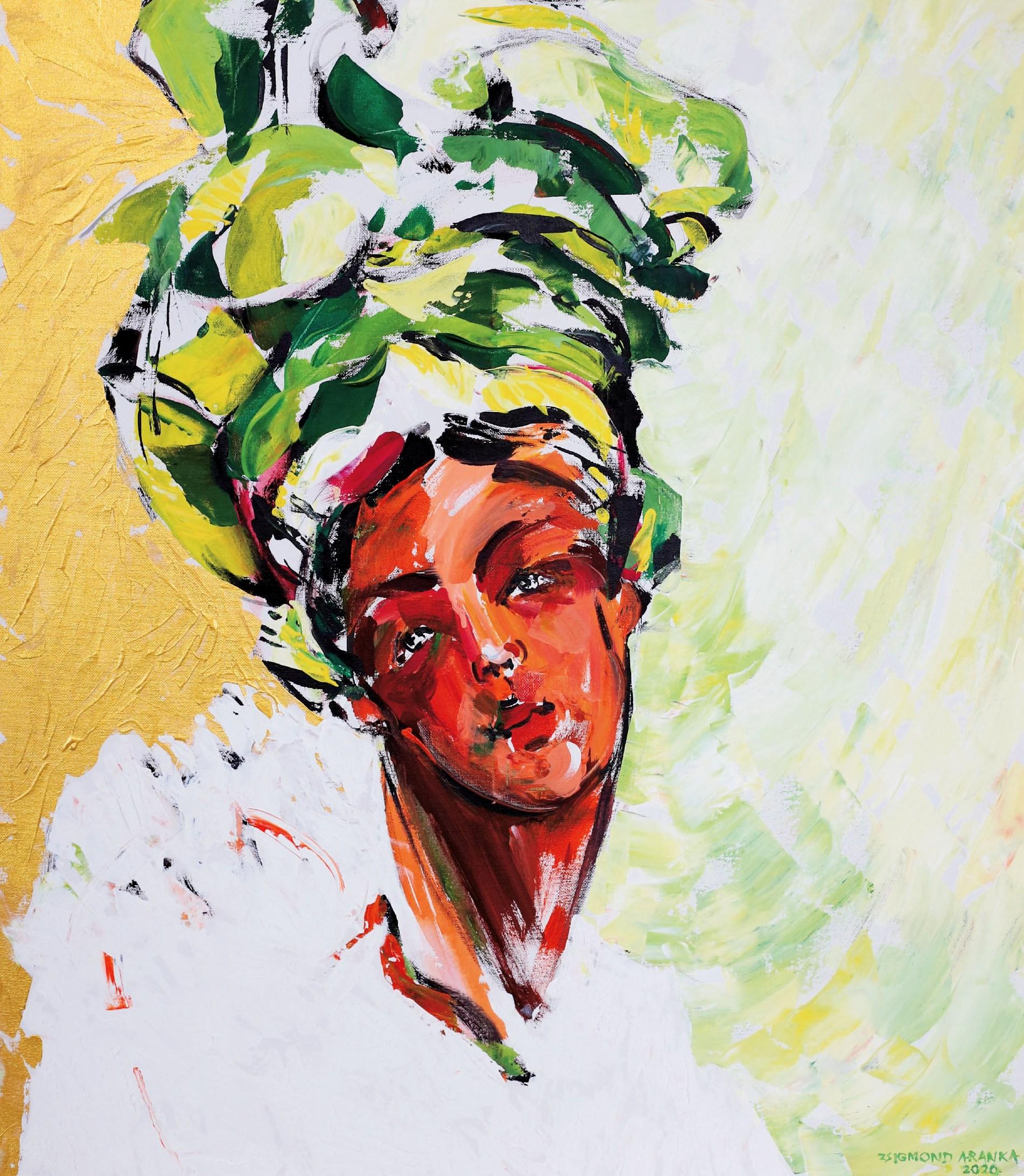 Expoziție de pictură Zsigmond Aranka