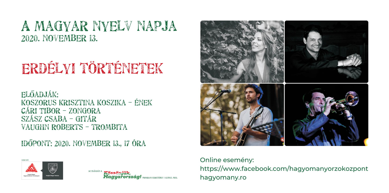 Ziua Limbii Maghiare – eveniment online