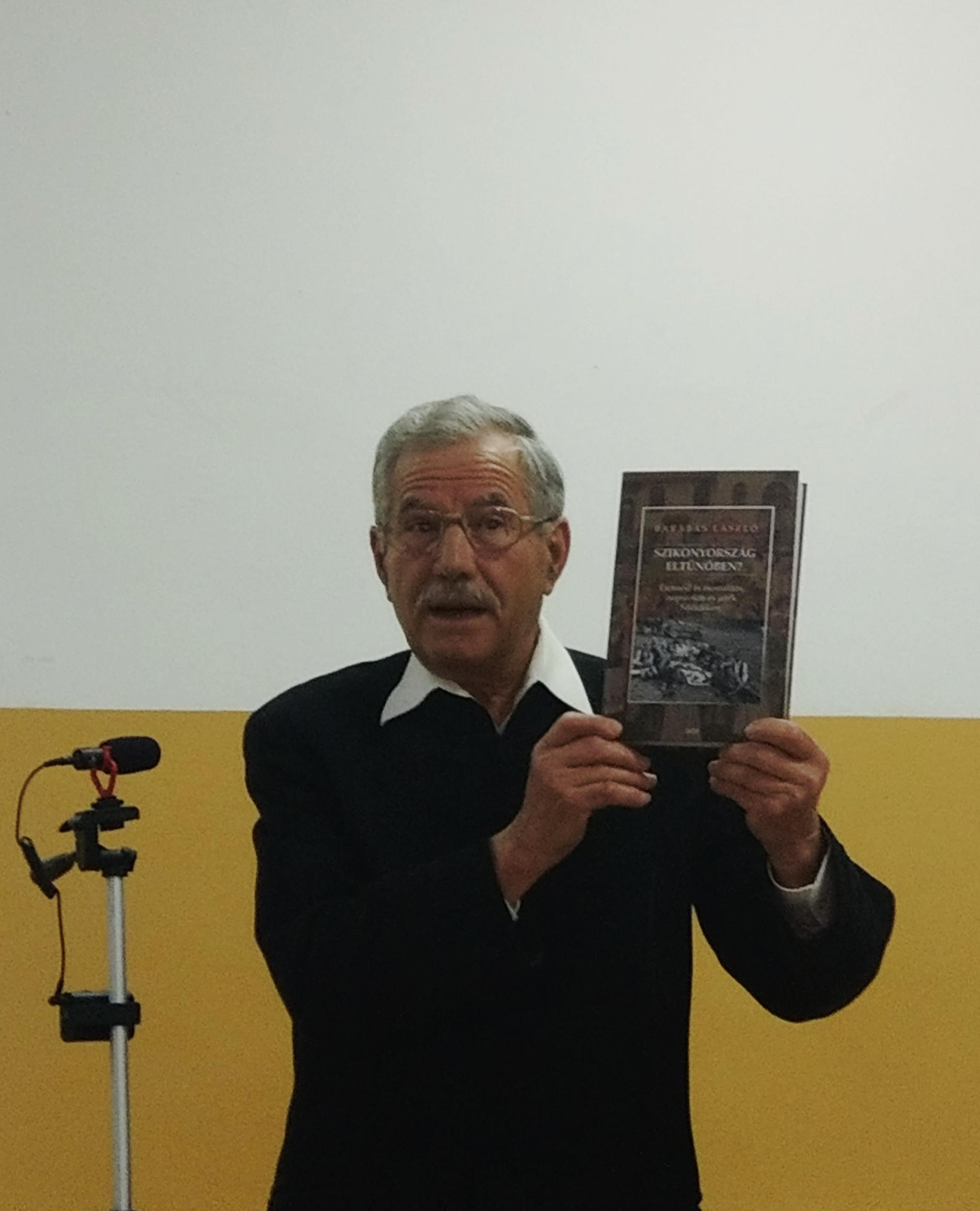 Prezentare carte la Târgu Mureș
