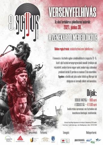 Apelul Festivalului muzical SICULUS, ediția a 9-a